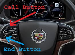 CUE Steering Wheel Buttons