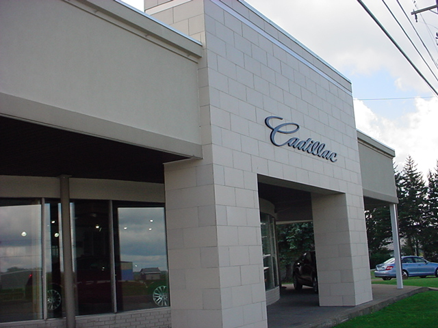 James Black Cadillac Newly Remodeled Showroom
