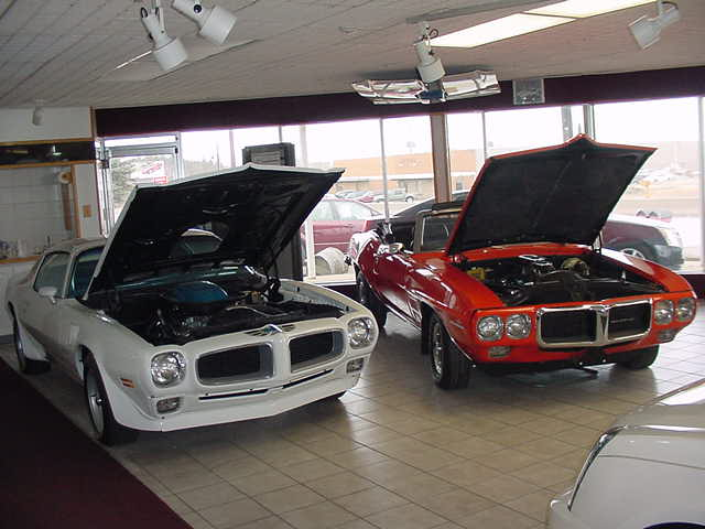 1970 Trans Am For Sale 1-877-472-9550 USA