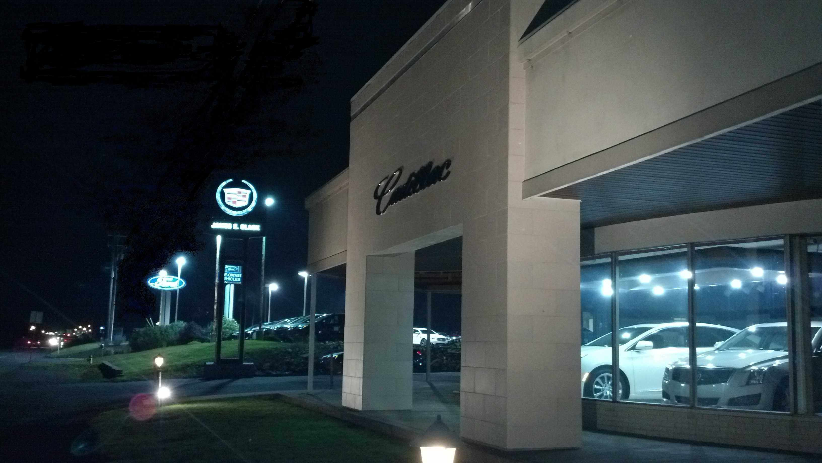 James Black Cadillac 2013 Showroom Remodel